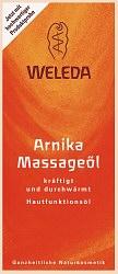 WELEDA Arnika-Massage-Öl