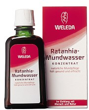 WELEDA Ratanhia-Mundwasser