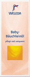 WELEDA Baby Bäuchleinöl