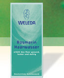 WELEDA belebendes Haartonikum  (früher Rosmarin-Haarwasser)