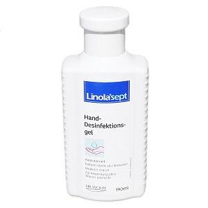 Linola sept Hand-Desinfektionsgel